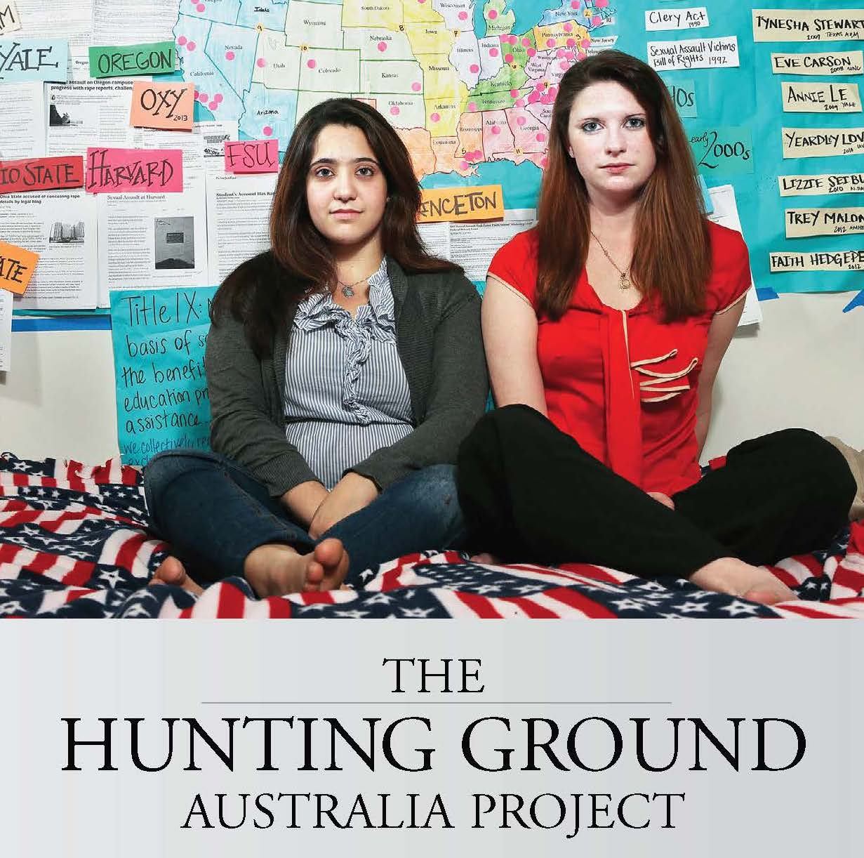 The Hunting Ground Australia Project - Millwood Consulting